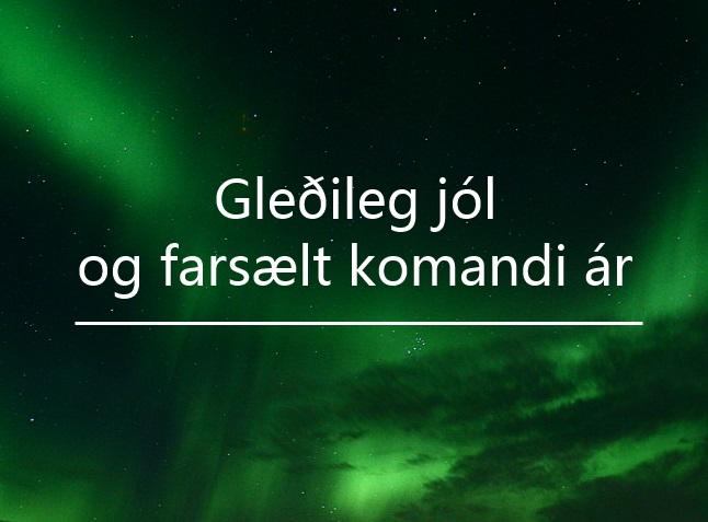 Jólakveðja FFF